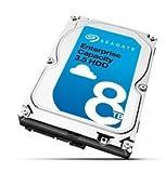 PC Hardware : Seagate Enterprise Capacity 3.5 | ST8000NM0075 | 8TB 7200 RPM SAS 12Gb/s 256MB Cache | 512e | Internal Hard Disk Drive