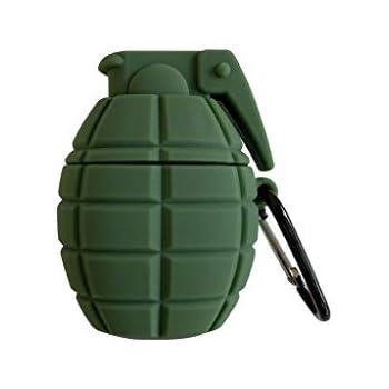 Amazon.com: Grenade Airpods Case, New 3D Cartoon Grenade