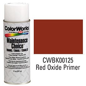 krylon-industrial-colorworks-enamel-red-oxide-primer-lot-of-6
