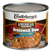 - Castleberry Brunswick Stew - no. 10 can, 6 per case