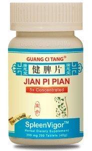 Cheap Guang Ci Tang – Jian Pi Pian – SpleenVigor – 200 Mg 200 Tablets