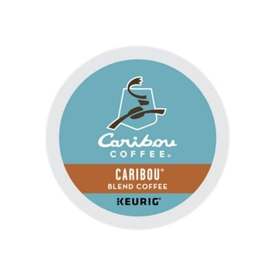 (Caribou Coffee Caribou Blend, K-Cups for Keurig Brewers (24 Count) )