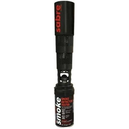 SDI Sabre testsmoke 2.6 oz Aerosol Detector de humo