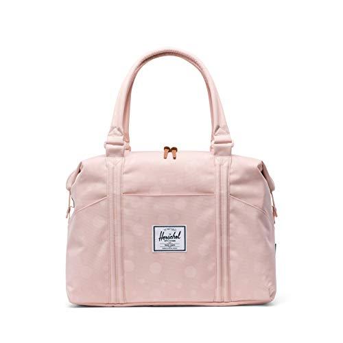 Herschel Strand Duffel Bag, Polka Cameo Rose, One Size