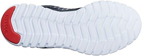 Reebok Sublite ESCAPE 3.0 fitness shoes hombres gravel-black-red rush-white