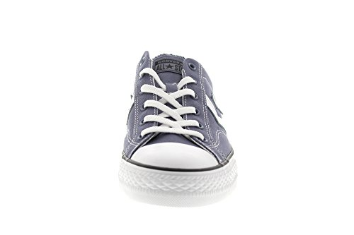 Converse Unisex-Erwachsene Star Player OX Light Carbon/White/Black Sneaker Grau (Light Carbon/White/Black 534)