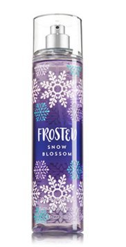 Bath & Body Works Fine Fragrance Mist Frosted Snow Blossom