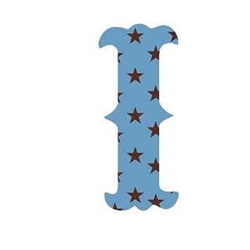 Amazon.com: Wallcandy Arts Luv Cartas Estrellas, I, i: Baby