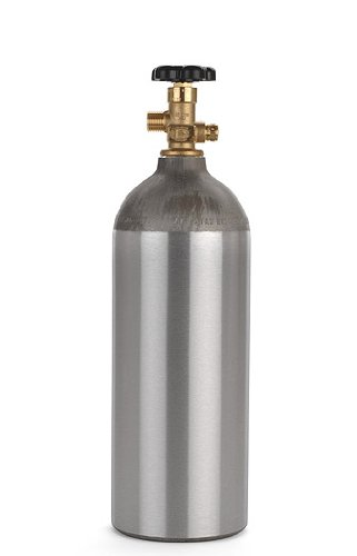 5 Lb Co2 Bottle: New / Empty by E.C. Kraus (Image #1)