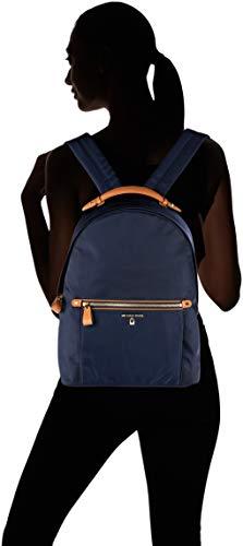 310aa23bd9e62 Jual Michael Kors Kelsey Nylon Large Backpack- Admiral - Women ...