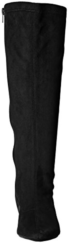 Black Women's Aerosoles Fabric Afterward Boot 7Bdqq8wx