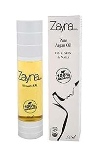 Pure Organic Argan Oil - Zayna Beauty