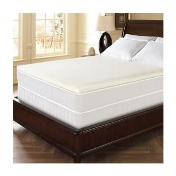 Amazon Com Serta 3 Pound Memory Foam Twin 1 1 2 Inch