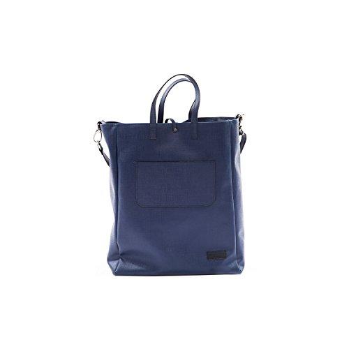 Borsa Borsetta Spalla Tracolla Donna Navy Trussardi Bag Woman 12015TR405 PARTINICO Navy
