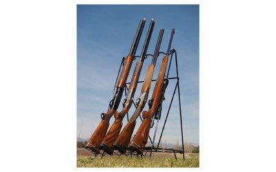 - Versatile Rack Gun Rack Black Portable VER201226