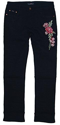 Blu Scuro Adb Donna Straight Jeans RwnIxHBIt1
