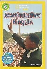 National Geographic Kids Martin Luther King, Jr., Super Reader Level 3