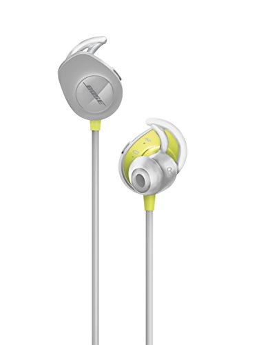 Bose  SoundSport  wireless headphones - Citron