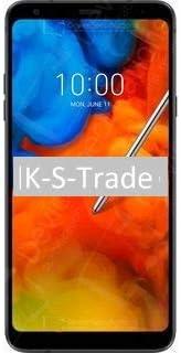 Silicone Bumper T/él/éphone Portable Protection Housse Casque TPU Softcase Protecteur Rouge 1x /écouteurs pour LG Electronics Q Stylus K-S-Trade/® Pare-Chocs