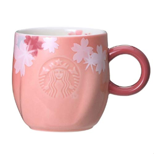스타벅스 SAKURA 2019 머그 블라이트 핑크 355ml 사쿠라 벚꽃 머그컵