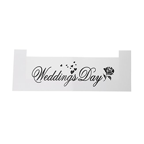 6934284812391 XIAO-WU Wedding Favors DIY Anniversary Photo Frame Props Photo Booth Party Decoration -