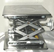 Stainless Steel Lab Jack 6''x6'' by CB
