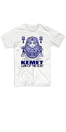 Rancid Nation Kemetic T-Shirt Egypt Ankh Hieroglyphics
