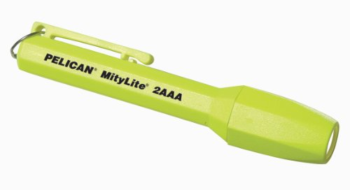 - Mitylite 1900 Flashlight Color: Yellow