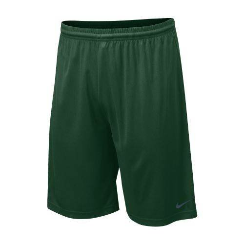 Nike Team Fly 10 Shorts (Large, Green)