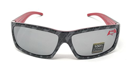 DC Comics Batman vs Superman Kid's Sunglasses - 100%% UV - Kids Batman Sunglasses