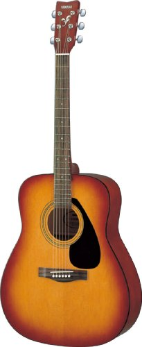 Yamaha F310 Acoustic Guitar, Tabacco Brown …