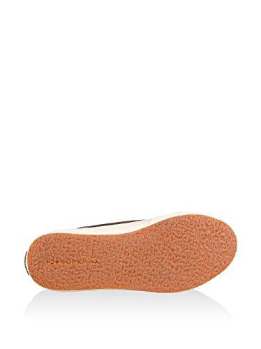 Superga Zapatillas abotinadas Burdeos