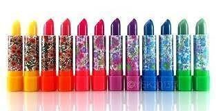 Princessa Aloe Mood Lipstick 3 SET 12 Assorted Lipsticks