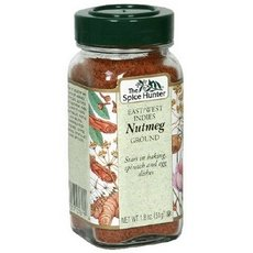 Spice Hunter Nutmeg Ground, 1.8 oz