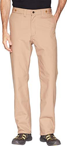 Filson Men's Dry Shelter Cloth Pants Camel 33 36