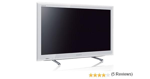 Sony KDL26EX550WAEP - Televisión LCD de 26 pulgadas, color blanco: Amazon.es: Electrónica
