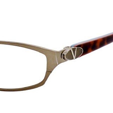 VALENTINO EYEGLASSES VAL 5591 0NJS BROWN - Reading Valentino Glasses