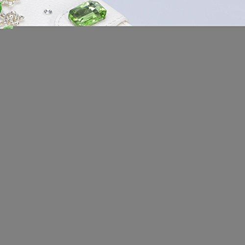 Brillante PU Cuero Carcasa para Samsung Galaxy A8 Plus 2018, Vandot 3*1 Bling Snowflake Funda Diamond Glitter Brillo Folio Flip Case Cover Luxury Sparkly Cubierta Caso del Soporte Billetera con Cierre ZPT-26