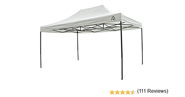 El toldo All Seasons Gazebos, de 3 x 4, 5 m, es resistente ...