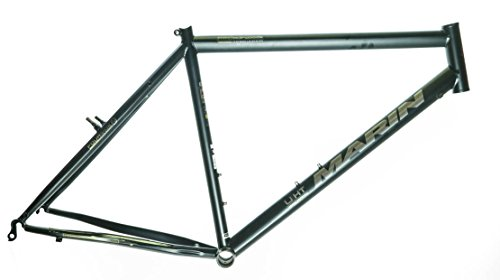 "18.5"" Marin Muirwoods 26"" Urban City Street Bike Frame 2x Butted Chromoly NEW"