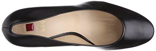 Högl 9-125000 - Zapatos de tacón Mujer Negro (0100)