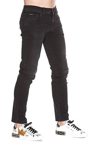Cotone Jeans amp; Gy07ldg8z46s9001 Gabbana Dolce Nero Uomo AqFxIEwnX