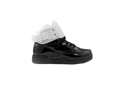 PATRICK EWING Athletics 33 Hi Black Patent/White 1EW90190-013