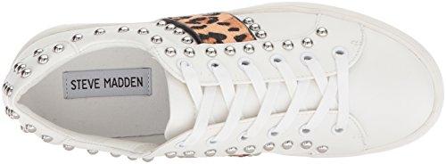 BELLE02S1 Steve White Leopard Belle Madden BSSIqgR
