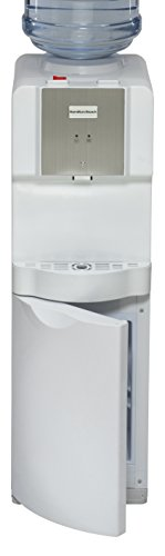 Cheapest Price! Hamilton Beach TL-1-4A Top Loading Water Dispenser with Storage Cabinet, Hot and Col...