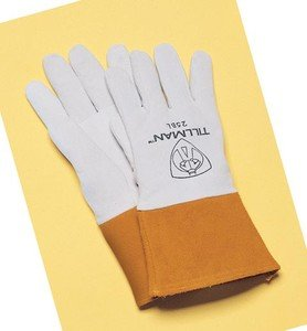 Tillman 25BL Deerskin Split TIG Welding Gloves - XL