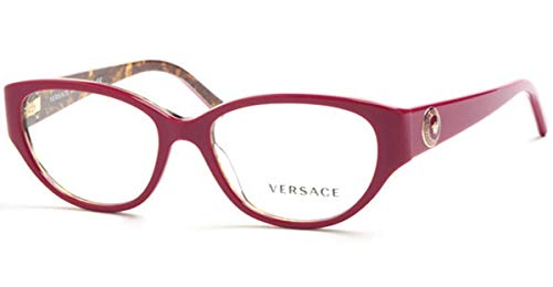 Versace VE3183 Eyeglasses-5086 Fuxia/Baroque-54mm