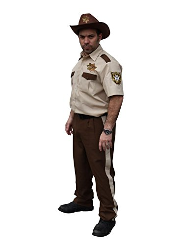 TrickOrTreatStudios TRICKORTREAT The Walking Dead Adult Rick Grimes'