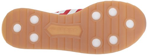 Runner W FLB adidas White Scarlet Shoe 7 US M Running Originals Women's qxEpwIt
