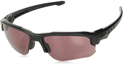 Oakley Men's Speed Jacket Oval Sunglasses, Black, 67.0 ()